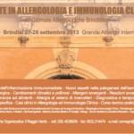 XI Giornate Allergologiche Brindisine