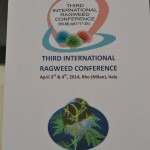 3rd International Ragweed Conference