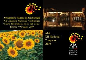 XII congresso AIA Firenze 7-9 maggio 2009