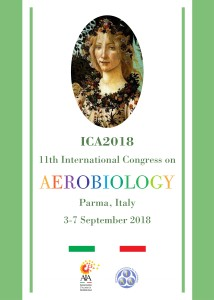 International Congress on Aerobiology (ICA), Parma 2018